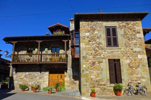 Conjunto Histórico Artístico de Liérganes, uno de los pueblos más bonitos de España