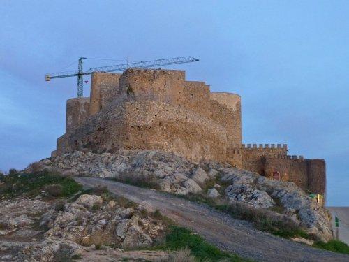 Castillo de la Muela en Consuegra, entre los mejor conservados de Toledo