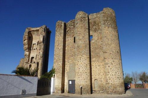 Torres del Castillo de Polán