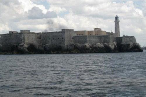 Castillo de los Tres Reyes del Morro en La Habana