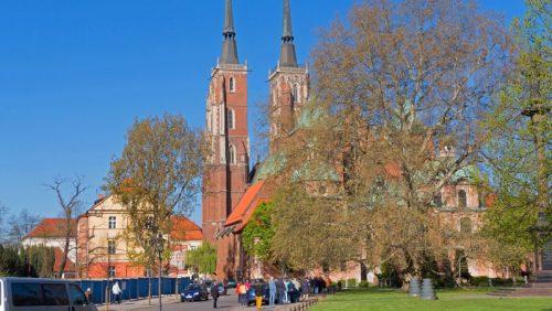 Catedral de Breslavia o Catedral de San Juan Bautista