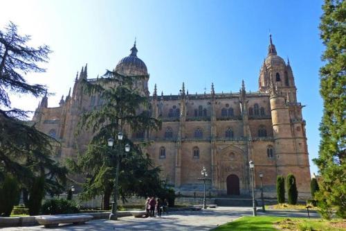 Catedral Nueva de Salamanca, una joya de estilo gótico