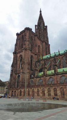 Torre de la Catedral de Estraburgo