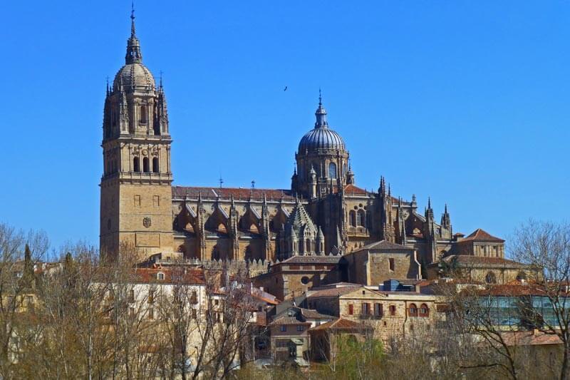 Catedrales de Salamanca, los principales monumentos de la ciudad