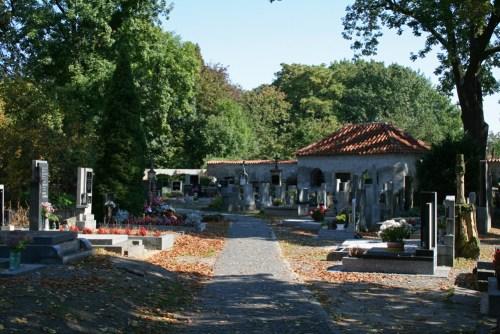 Cementerio de Sedlec, en las afueras de Kutná Hora