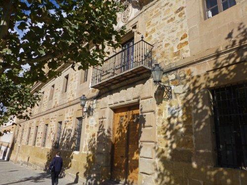 Antiguo Colegio Episcopal de Sigüenza