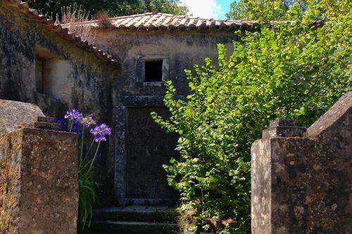 Convento dos Capuchos en Sintra