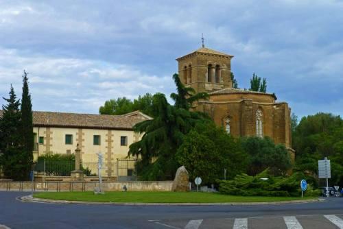 Convento de San Miguel, uno de los principales edificios religiosos de Huesca