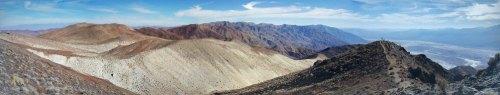 Panorámica de Dante's Ridge, ruta por la cresta de las Montañas Negras