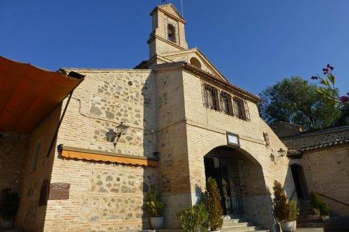 Ermita de la Virgen del Valle a las afueras de Toledo, iglesias de Toledo