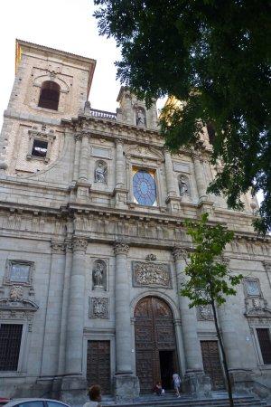 Iglesia de San Ildefonso o Iglesia de los Jesuitas, iglesias de toledo