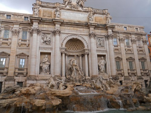 Fontana di Trevi, guía de Roma