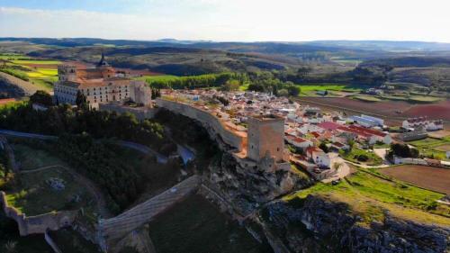 Castillo de Uclés de origen musulmán