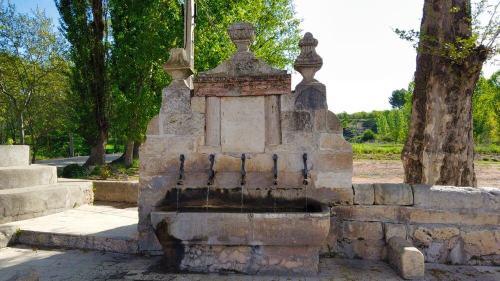Fuente de los Cinco Caños de Uclés
