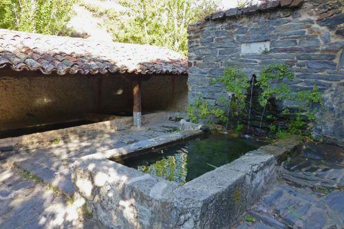Fuente Nueva y Lavadero de Patones de Arriba