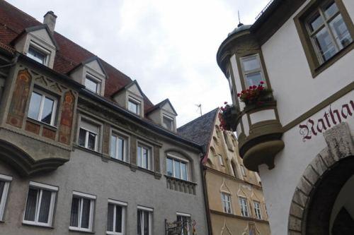 Füssen conserva hoy en día todo el encanto de su pasado medieval