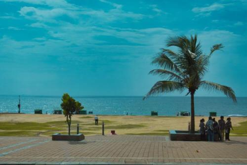 Galle Face Green, paseo marítimo de Colombo
