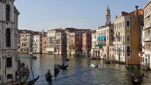 Gran Canal, qué ver y hacer en Venecia