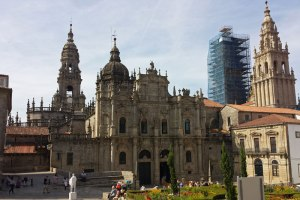 Guía turística con toda la información necesaria para visitar Santiago de Compostela