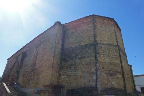 Iglesia de Santa María de Altagracia en Jaraíz de la Vera