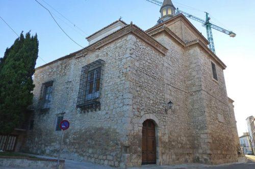Iglesia Parroquial de San Juan Bautista en Ocaña