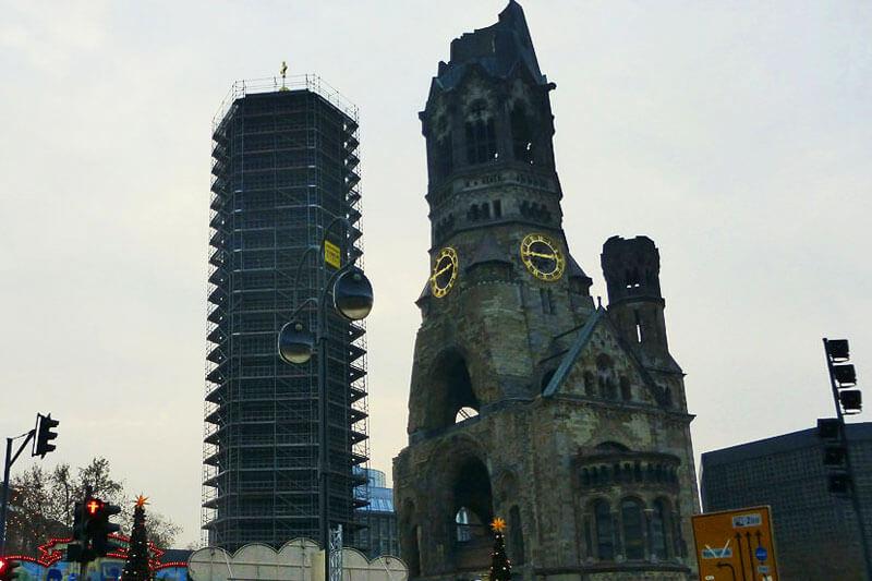 Edificios religiosos de Berlín