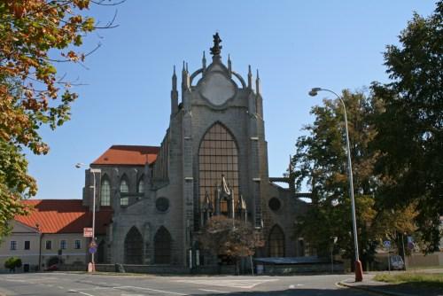 Catedral de Nuestra Señora de Sedlec en Kutná Hora