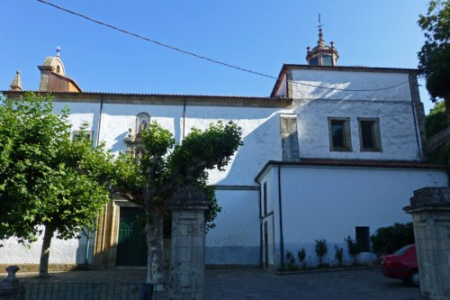 Iglesia de Régua en Monforte de Lemos