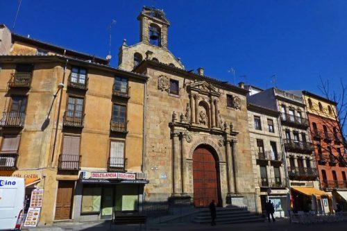 Iglesia de San Martín, una de las más antiguas de Salamanca