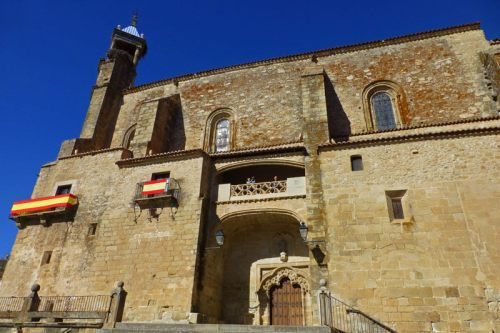 Puerta de las Limas de la Iglesia de San Martín de Tours