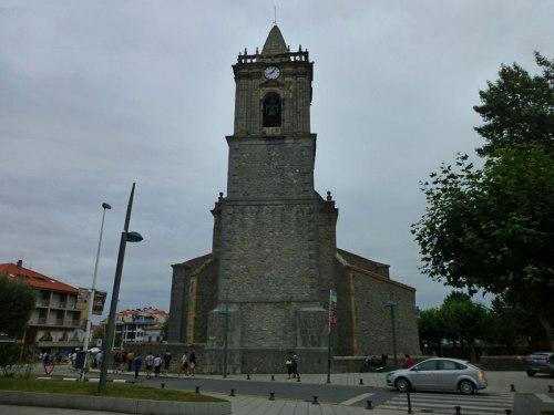 Iglesia de San Pedro en Noja