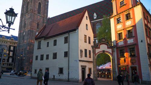 Iglesia de Santa Isabel, uno de los santuarios más importantes de Breslavia