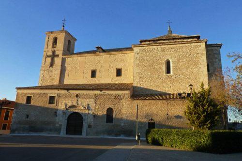 Iglesia Parroquial de Santa María de la Asunción en Ocaña