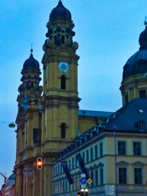 Iglesia de los Teatinos y San Cayetano en Múnich
