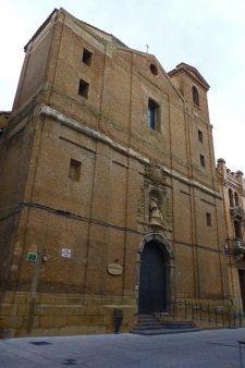 Iglesia de San Vicente en Huesca