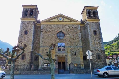 Iglesia Nueva de San Vicente en Potes