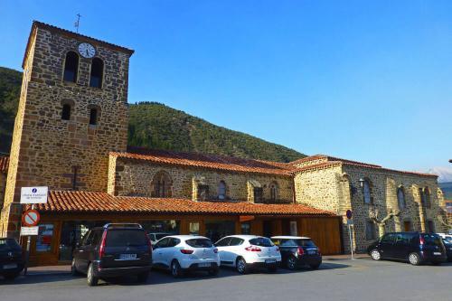 Iglesia Vieja de San Vicente en Potes