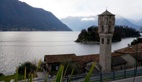 Isla Comacina, la única isla del Lago de Como