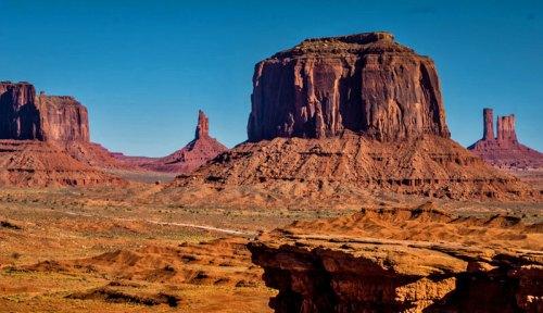 John Fords's Point, el mejor mirador del Valle de los Monumentos