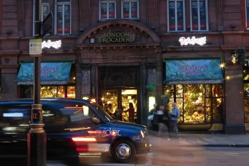 Centro comercial London Trocadero