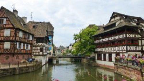 Maison des Tanneurs, la casa más famosa del barrio Petite France