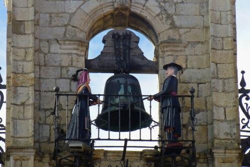 Los maragatos convertidos en un símbolo de Astorga