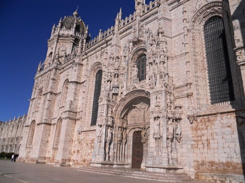 Monasterio de los Jerónimos en Lisboa, historia de Lisboa