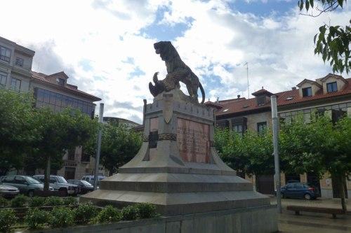 Monumento a los Sitios de Astorga