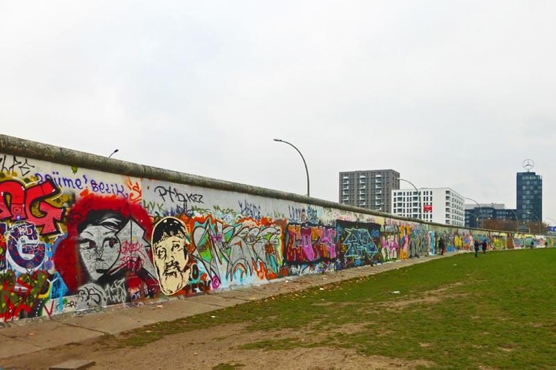 Muro de Berlín - construcción, caída y consecuencias en la historia