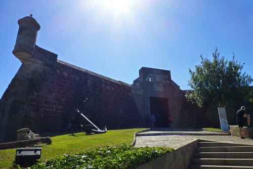 Castillo de San Antón, reconvertido en Museo Arqueológico e Histórico de La Coruña