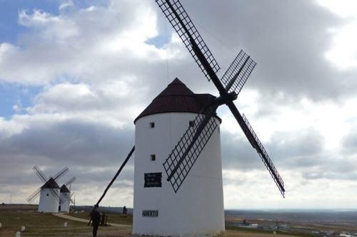 Molino El Gigante, alberga el Museo de la Molienda de Mota del Cuervo