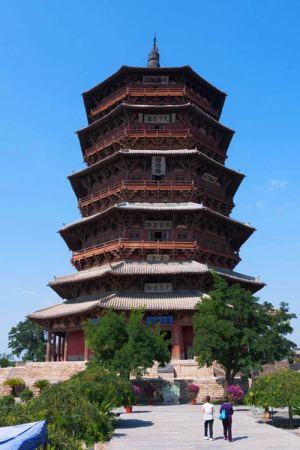 Pagoda de Yingxian