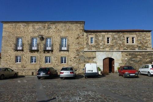 Palacio Condal de Monforte de Lemos