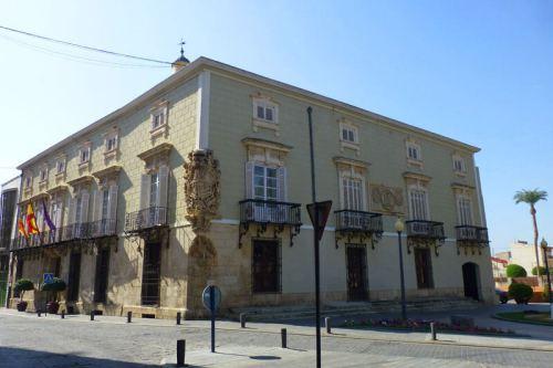 Palacio del Marqués de Arneva, actual sede del Ayuntamiento de Orihuela